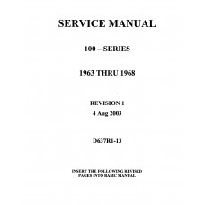 Cessna 100 Series D637R1-13 Shop Service Repair Manual 1963 thru 2003