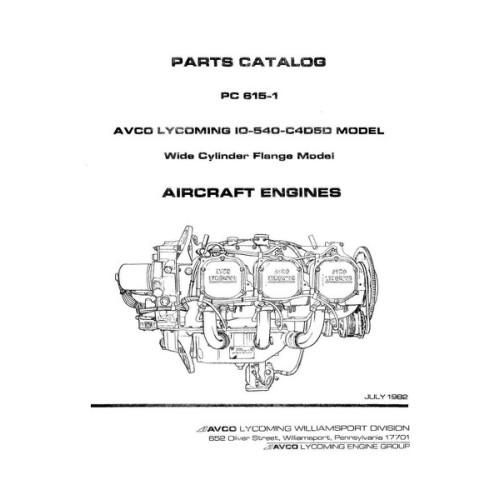 Lycoming Io 540 Overhaul Manual