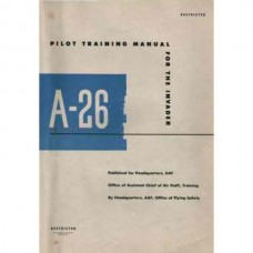 Douglas A-26 Invader Pilot Training Manual
